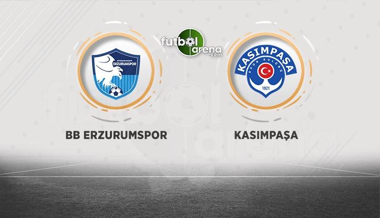 Erzurumspor - Kasımpaşa beIN Sports canlı şifresiz izle (Erzurum Kasımpaşa CANLI)