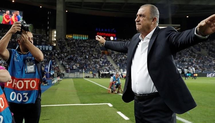 Fatih Terim'den Porto maç sonu: 'Helal olsun..'