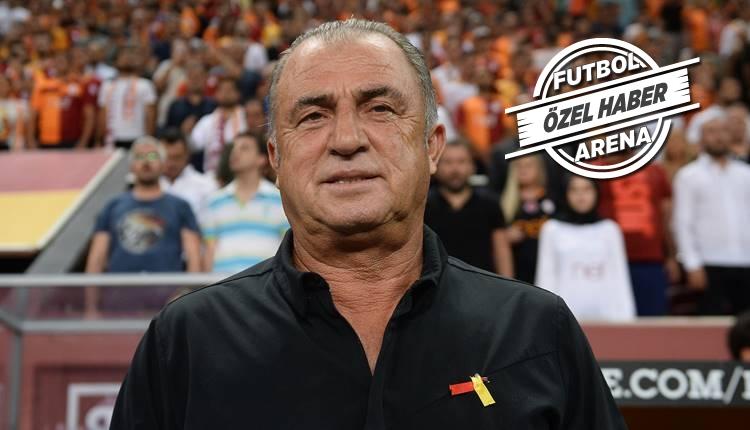 Fatih Terim'den Şampiyonlar Ligi'ne özel değişiklik