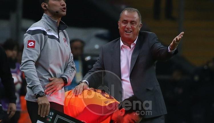 Fatih Terim'in Bursaspor maçında yaşadığı büyük şanssızlık (Fernando, Feghouli, Serdar Aziz)