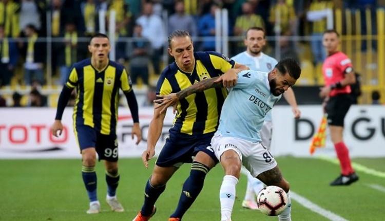 Fenerbahçe 0-0 Medipol Başakşehir maçın özeti