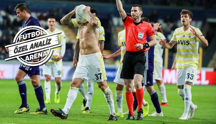 Fenerbahçe Avrupa'da savunma yapamıyor! En kötü 4. takım