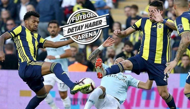 Fenerbahçe bu sezon ilki gerçekleştirdi