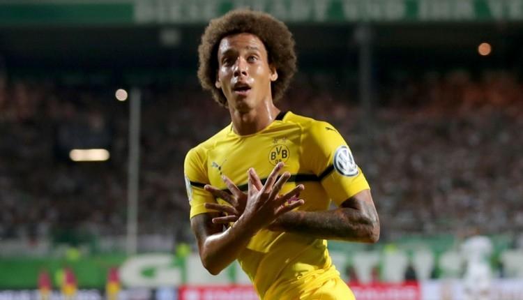 Fenerbahçe için transferde Axel Witsel iddiası