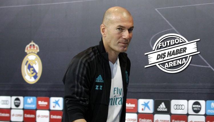 Fenerbahçe için Zinedine Zidane iddiası