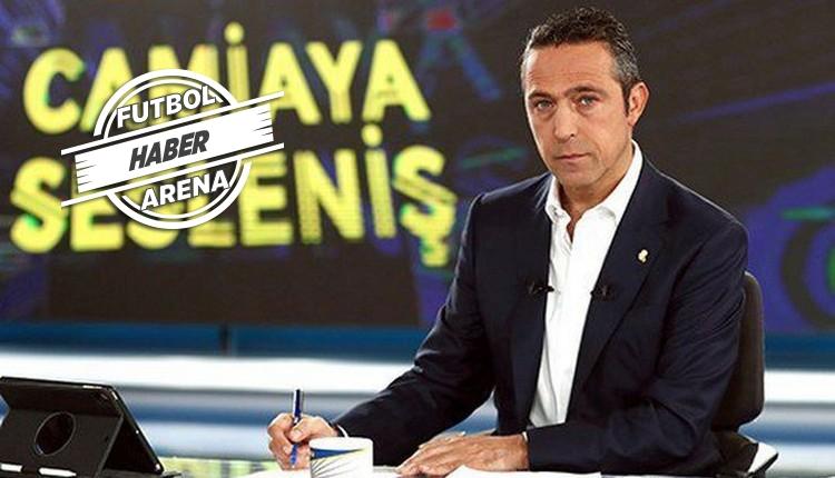 Fenerbahçe ve Ali Koç'u mahkemeye verecekler