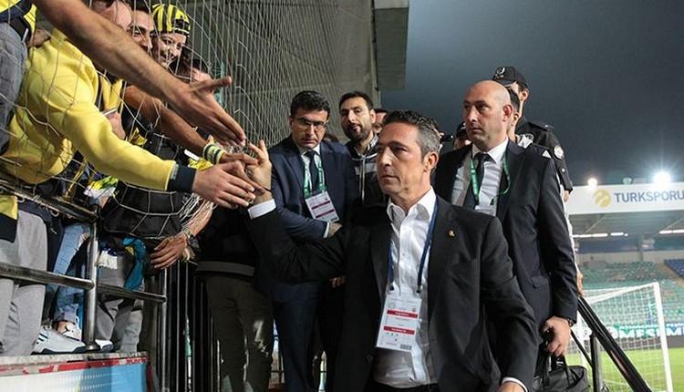 Fenerbahçe'de Ali Koç'a istifa çağrısı;