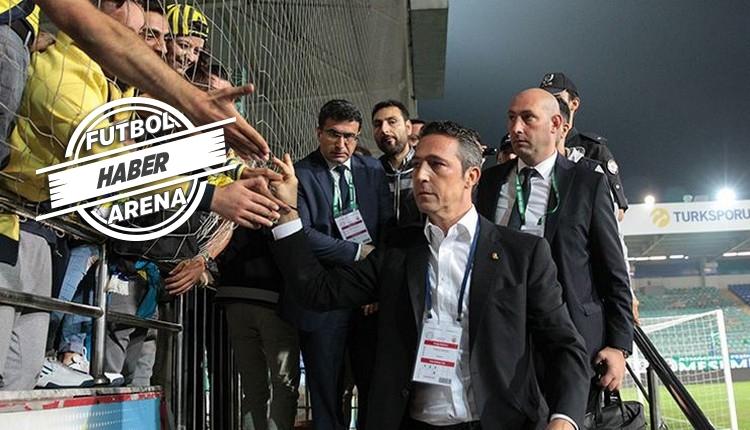 Fenerbahçe'de Ali Koç'un yeni adresi Samandıra