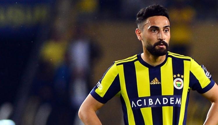 Fenerbahçe'de Mehmet Ekici 1 ay yok