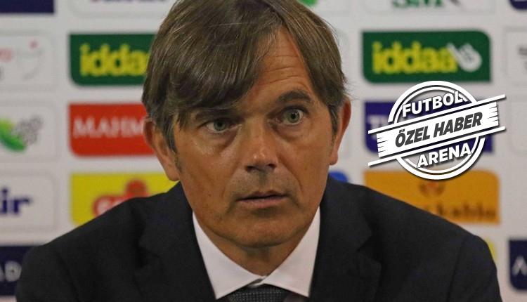 Fenerbahçe'de Phillip Cocu kararı verildi
