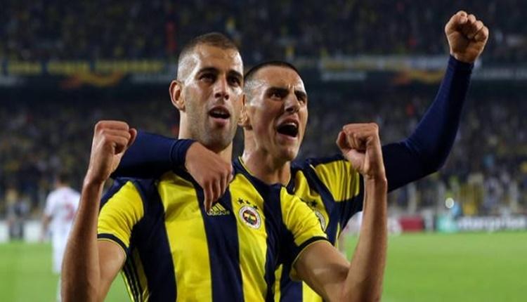 Fenerbahçe'de sakat oyunculardan sevindirici haber