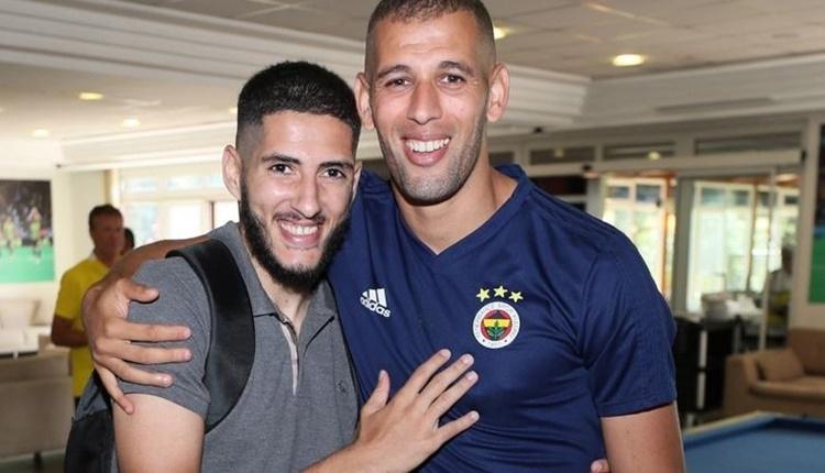 Fenerbahçe'de Slimani ve Benzia'dan kötü haber!