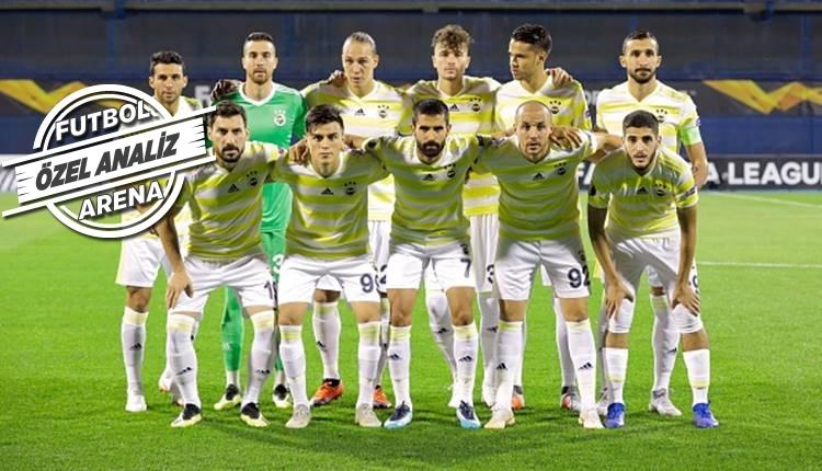 Fenerbahçe'den en kötü 2. performans