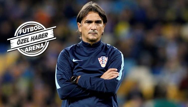 Fenerbahçe'den Zlatko Dalic'e sürpriz teklif