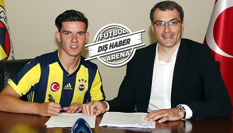 Fenerbahçeli Ferdi Kadıoğlu: