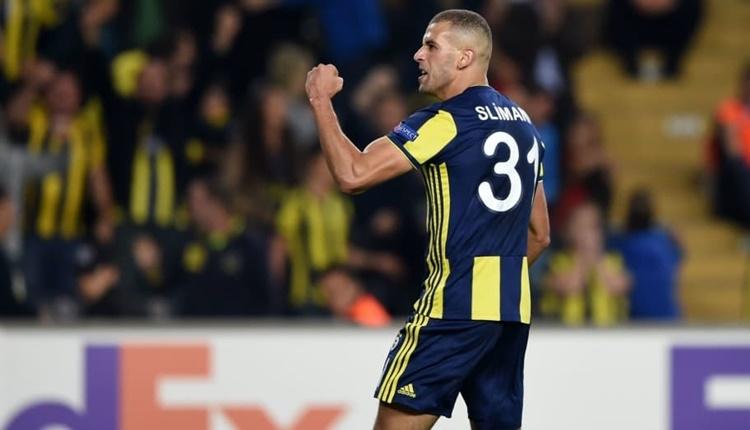 Fenerbahçe'nin gol umudu Slimani! Takımda bir tek o var