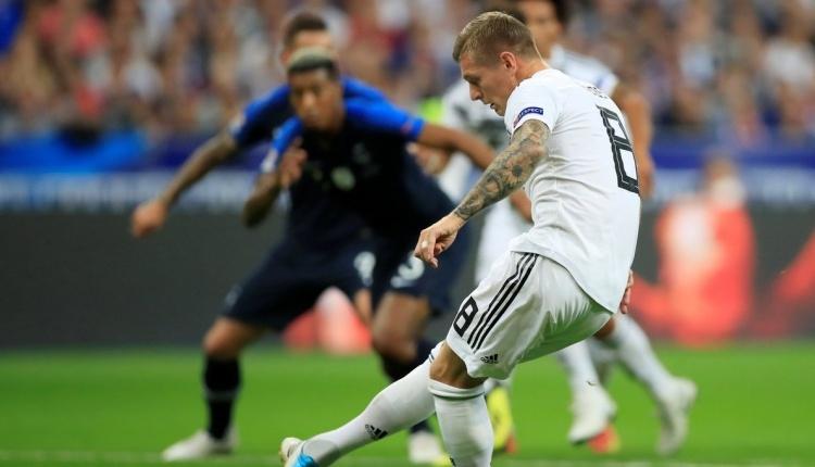 Fransa 2-1 Almanya maç özeti ve golleri (İZLE)