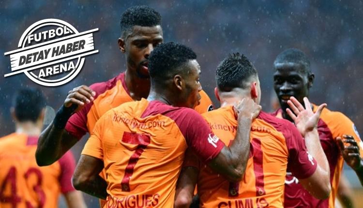 Galatasaray, Avrupa'da Almanlara takılıyor