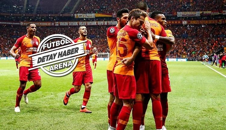 Galatasaray, Devler Ligi'nde deplasmanda zorlanıyor
