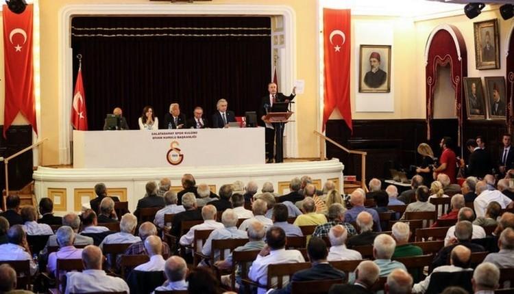 Galatasaray Divan Kurulu'nda Ultraslan gerginliği
