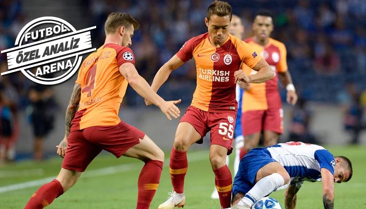Galatasaray o istatistikte Şampiyonlar Ligi'nin zirvesinde!