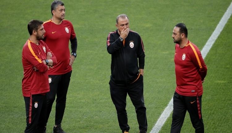 Galatasaray, Porto maçının hazırlıklarını tamamladı