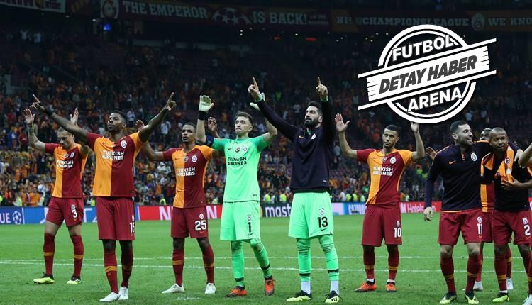 Galatasaray sahasında Avrupa'nın en iyisi!