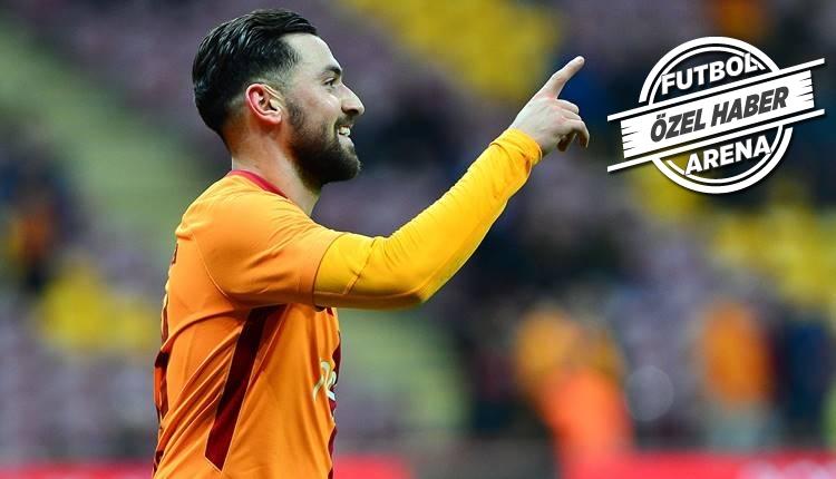 Galatasaray, Sinan Gümüş için masaya oturuyor