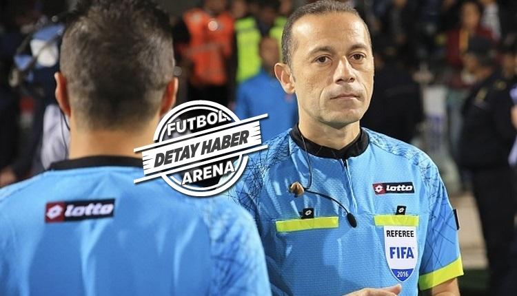 Galatasaray taraftarında Cüneyt Çakır korkusu
