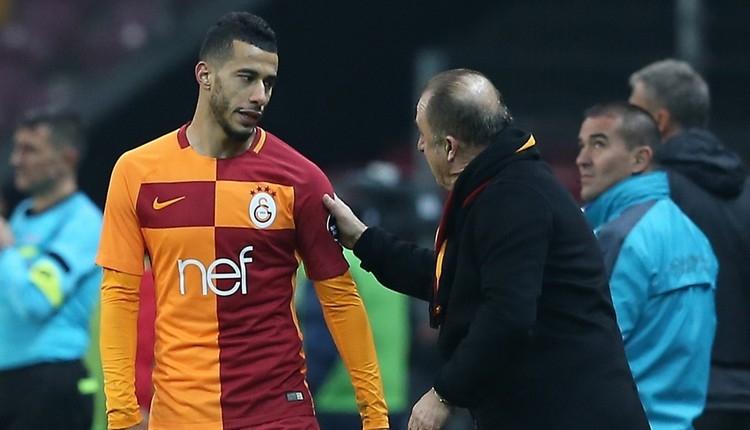 Galatasaray'da Belhanda'ya şok eleştiri: