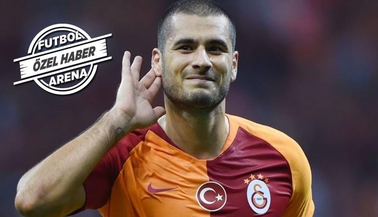 Galatasaray'da Eren Derdiyok ilk 11'e dönüyor