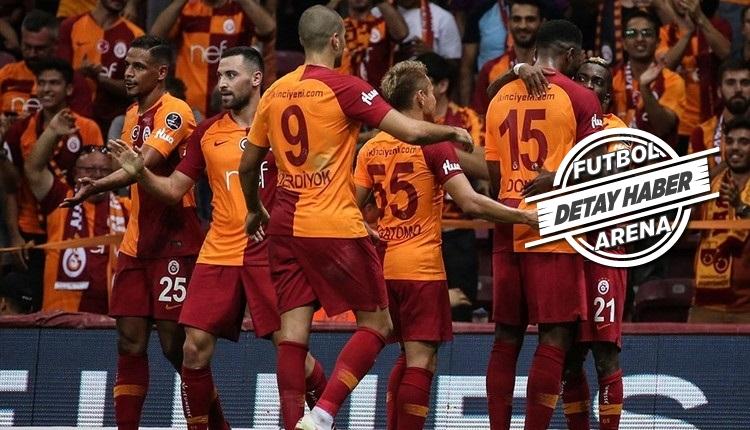 Galatasaray'da galibiyetin şifresi ilk gol