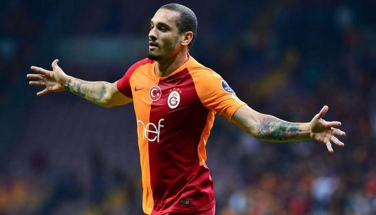 Galatasaray'da Maicon'dan UEFA'ya itiraf