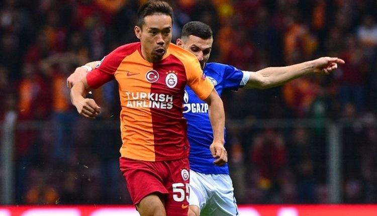Galatasaray'da Nagatomo'nun sakatlığı ne kadar sürecek?