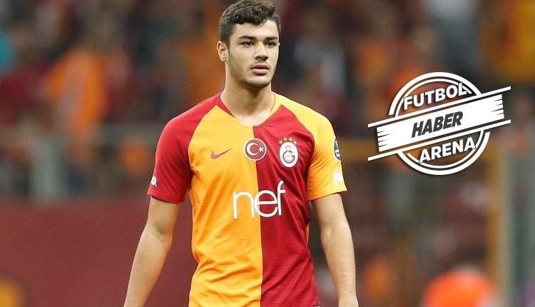 Galatasaray'da Ozan Kabak'a zam yapılacak mı?