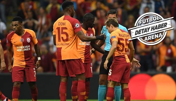 Galatasaray'da Porto maçına prim yok!