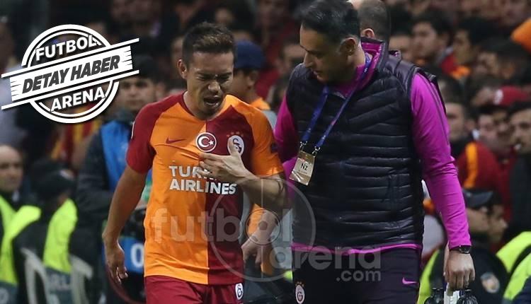 Galatasaray'da sakatlık krizi! Tam 6 futbolcu
