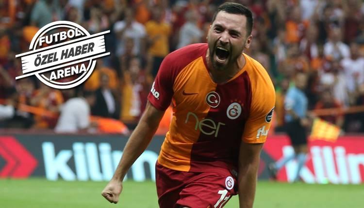 Galatasaray'da Sinan Gümüş'le görüşmeler başladı! TL'ye dönüş...
