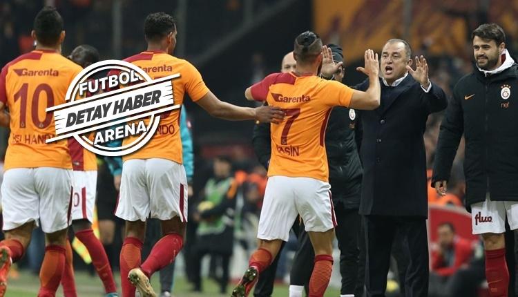 Galatasaray'da zorlu viraj! 17 günde 5 sınav
