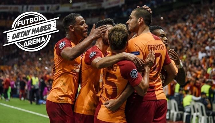 Galatasaray'dan Bursaspor'a tam 16 gol