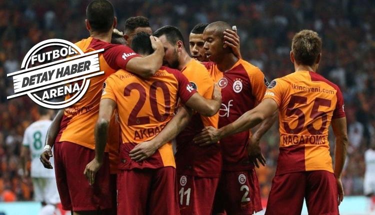 Galatasaray'dan Fenerbahçe'ye 8 gollü fark