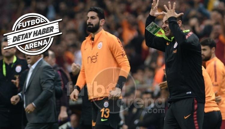 Galatasaray'ın iç sahadaki 16 maçlık serisi son buldu