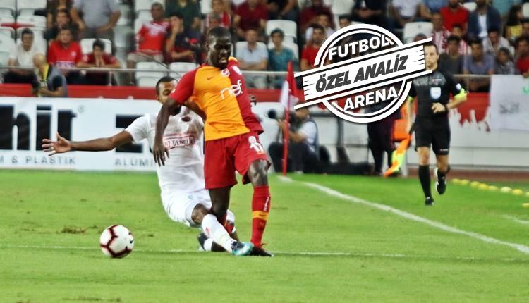 Galatasaray'ın siyah incisi Badou Ndiaye