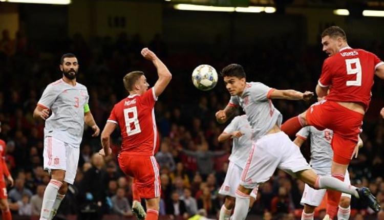Galler 1-4 İspanya maç özeti ve golleri (İZLE)