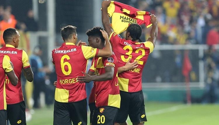 Göztepe 2-0 Beşiktaş maçın özeti ve goller