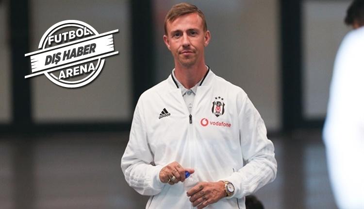 Guti Hernandez: 'Beşiktaş'ta mutluyum