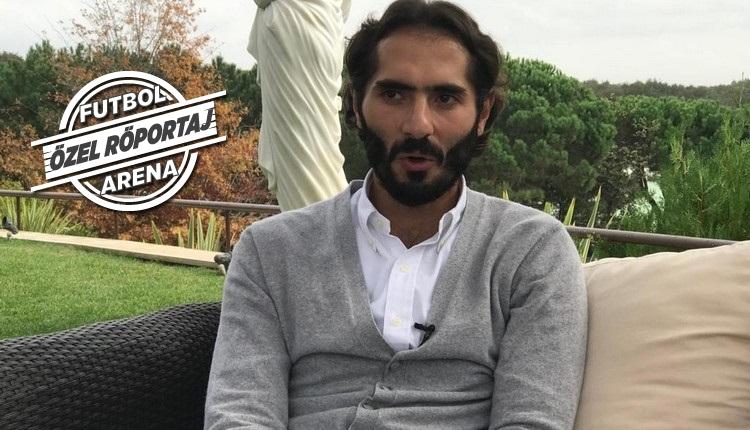 Hamit Altıntop, FutbolArena'ya konuştu