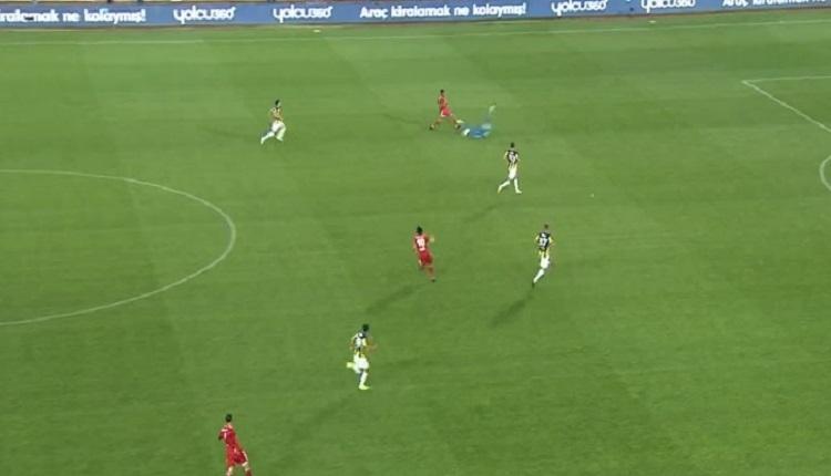 Harun'dan Sivasspor maçında libero hamlesi