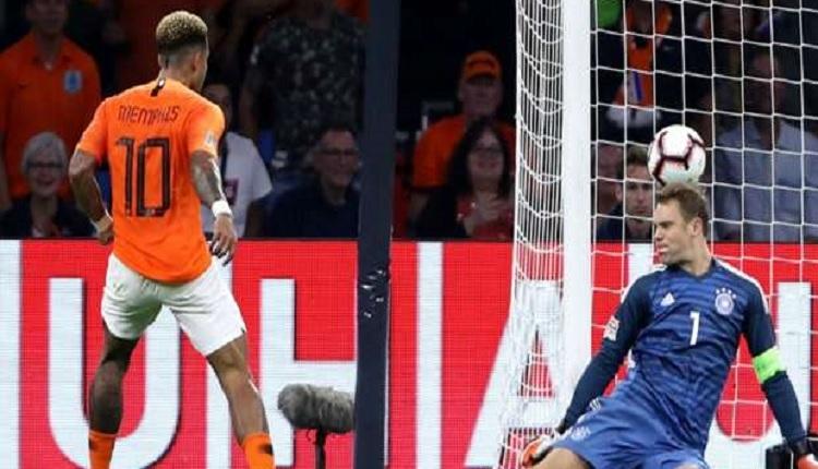 Hollanda 3-0 Almanya maç özeti ve golleri (Ryan Babel'in Hollanda - Almanya asisti İZLE)