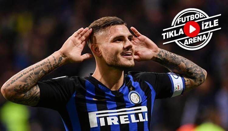 İnter 1-0 Milan maçı özeti ve golü (İZLE)